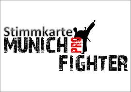 Mitgliederversammlung Stimmkarte - Kampfsport Kickboxen München