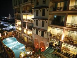 ワンナラ ホテル フア ヒン