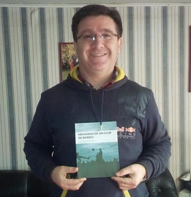 Luis Mora Obregon - Autor del Libro