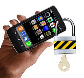 Samsung Smartphone für Kinder sichern