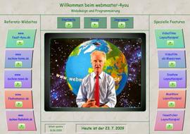 Webmaster via www.webmaster-4you.de
