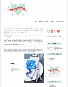 Hochzeit, Hochzeitsblog, Tischdeko, Blumen, Filz, Dekoidee