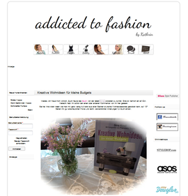 addictedtofashion, addicted to fashion, Gewinnspiel, Buchverlosung, Wohnideen, dekorieren, DIY, do it yourself, Kreative Wohnideen für kleine Budgets, Randomhouse, Buchverlag