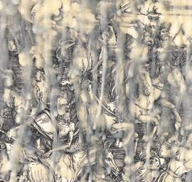 Gerhard Trieb, Ausschnitt: Dürervariation, Wachs – Dritte Figura