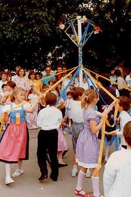 90 Jahre Verein Kinderheim (1976)