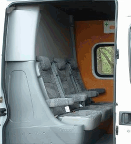 Cabine approfondie Confo-Cab EAS Automobiles