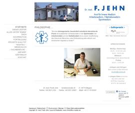 Startseite: www.doc-jehn.de
