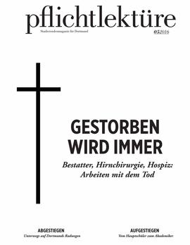 Pflichtlektüre Ausgabe 5/2016
