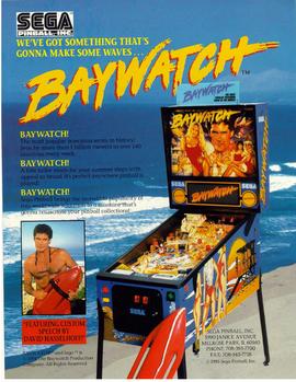 """""""Baywatch"""" von Sega"""