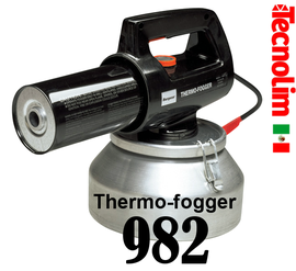 Burgess 982 Thermo-fogger Termo fogger Professional nebulizador fumigador eléctrico sprayer térmico atomizador