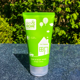 Go & Home Hair & Bodywash Green Citrus - Fairybox Mai 2018
