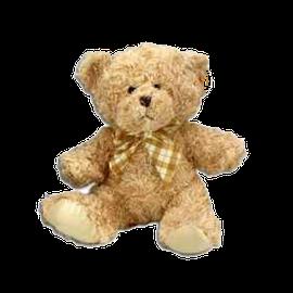 Brauner Teddybär als Geschenk