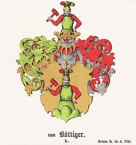 Wappen v. Böttiger