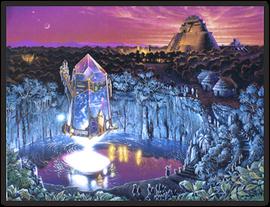 Klangfelder - Beständige Kristalline Wellen