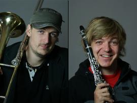 Johannes Bär und Andreas Broger