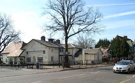 Loch Fyne Seafood Bar on Mere Green Road, formerly the Corpoiration School 1826