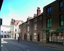 The Birmingham back-to-backs, Inge Street
