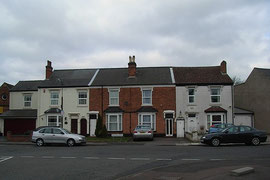 19th-century houses in Green Lanes