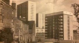 Lee Bank in 1960s