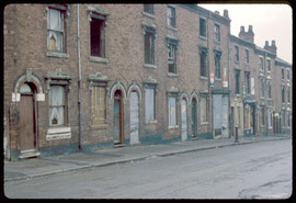 Shakespeare Road photographed in 1968 by Phyllis Nicklin. See Acknowledgements - Keith Berry.