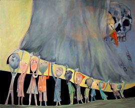 Die Decke der Erinnerung_120x150_2010