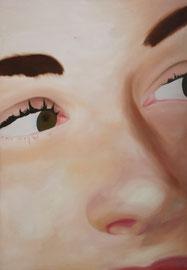 Pétronille    /  huile sur toile  /    120 x 83