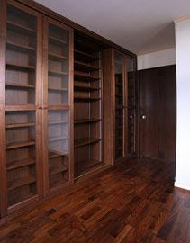 書斎・本棚・壁面収納