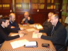 Incontro dei sacerdoti a Castelfranco Emilia