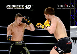 Respect 10 Fighting Championship | Vlado Sikic vs. Donovan Desmae