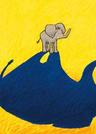 Der kleine Elefant (Bilderbuch in Arbeit)