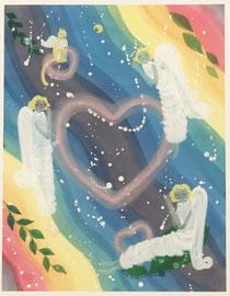 天使画光波A3