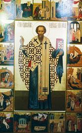 Священномученик Климент, папа Римский.