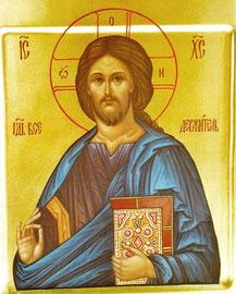 Образ Иисуса Христа Господь Вседержитель.