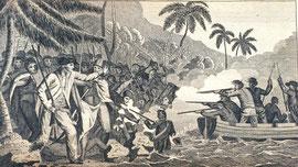 1779: Cooks Tod