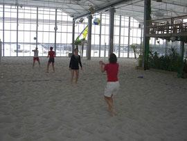 Indooranlage Roberto-Beach
