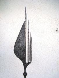 Pflanzstab Messer + Gabel