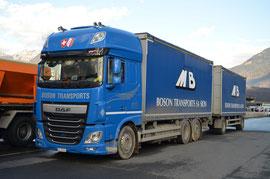 Boson Transports, Foto: Timon Bohler