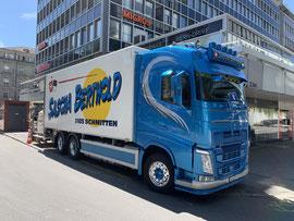 Sascha Berthold Transporte, Foto: Thomas Sommer