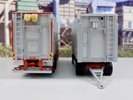 Volvo FH Saugwagen / Interspan Tschopp