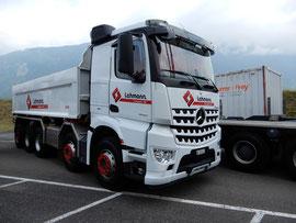 Lehmann Transport AG, Foto: Thomas Sommer