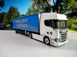 Scania CR / Daniel Kropf Transporte