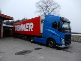 AEBY Transporte AG St. Ursen / Denner, Foto: Thomas Sommer