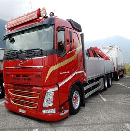 Kernen Transport AG, Foto: Thomas Sommer