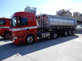 Kästli Transport AG, Foto: Thomas Sommer