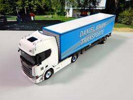 Scania CR / Daniel Kropf Transporte