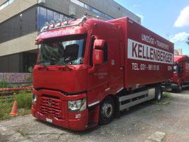 Kellenberger Bern, Foto: Thomas Sommer