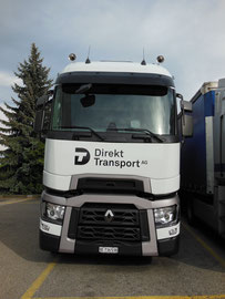 Direkt Transport, Foto: Thomas Sommer