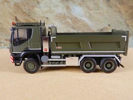 IVECO Trakker Mulden-Kipper / Schweizer Armee