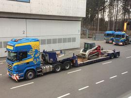 Martin Wittwer AG Transporte, Foto: Thomas Sommer