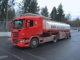 Avia King AG Bern, Foto: Peter Freudiger